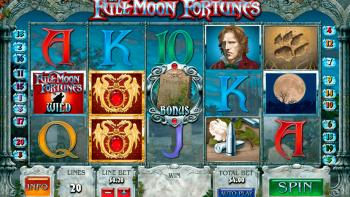 Permalänk till:Full Moon Fortunes